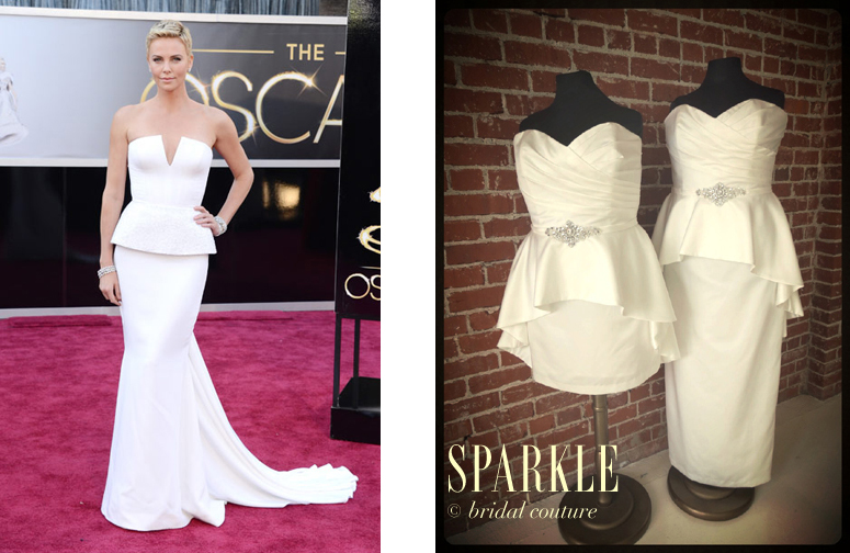 From Hollywood to SPARKLE! | SPARKLE bridal couture